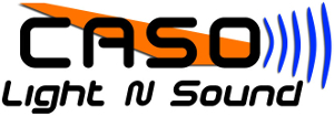 Caso Light N Sound logo
